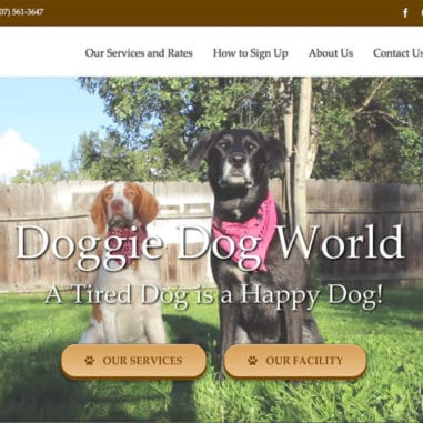 Doggie Dog World Website 381x381 - Doggie Dog World