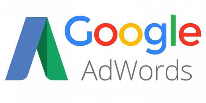 Picture of Google Adwords logo